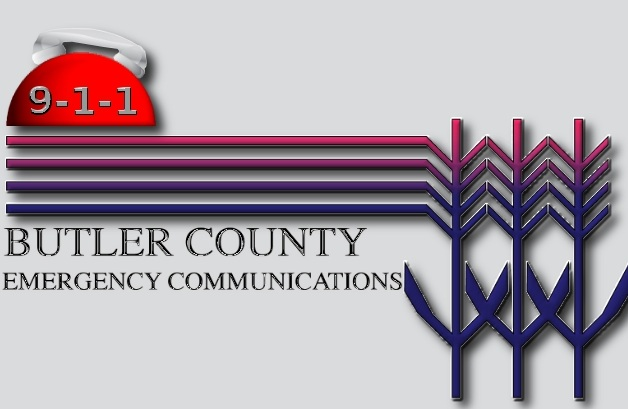 Emergency Communications (E 9-1-1) logo