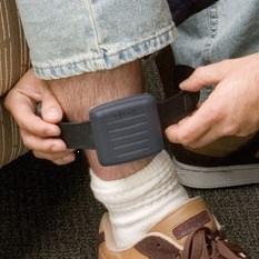Electronic Monitoring Ankle Bracelet
